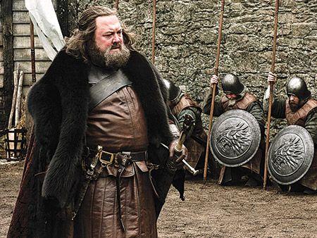 Game Of Thrones - King Robert Baratheon