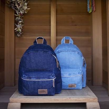 When Eastpak Draws Its Inspiration From Japanese Denim