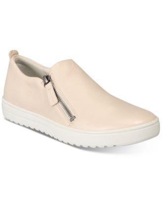 Women's Fara Zip Slip-On Sneakers