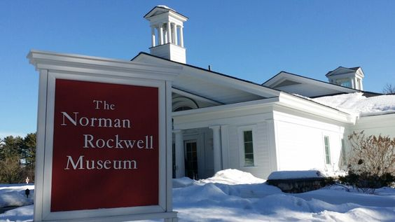 Discover/Rediscover Norman Rockwell - Norman Rockwell Museum