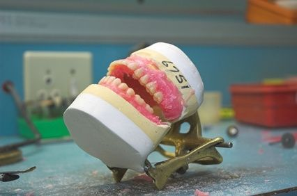 10 Cool Uses for Fixodent      (As a Filler: When decorating a room, you can use Fixodent to fill small cracks, nicks or drill holes in a wall prior to painting. ~~~ And many more uses!