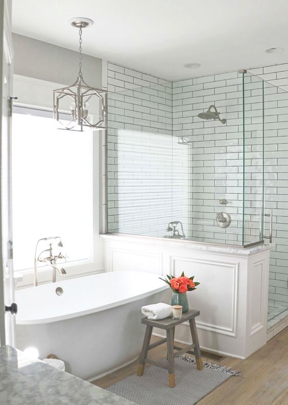 Today I M Doing My Bathroom Remodel Reveal And If You Re Thinking About A Remodel In With Images Apartment Bathroom Design Master Bathroom Design Bathroom Renovation Diy