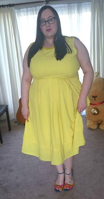 Yellow dress size 22 – Dress online uk