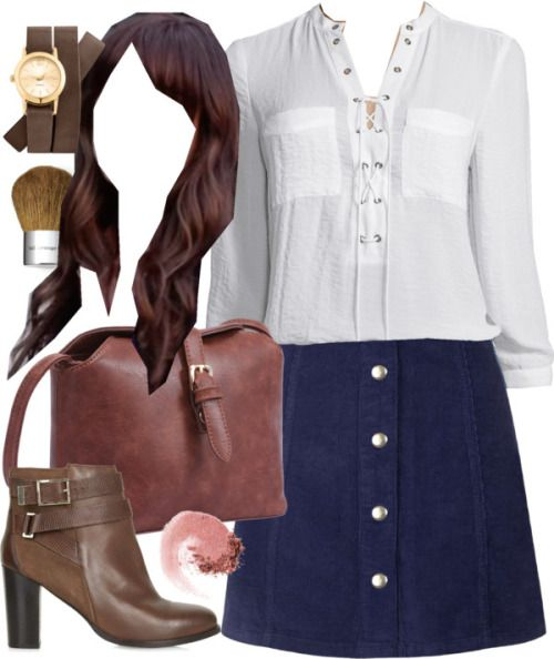 Spencer Hastings 5-Years-Forward inspired outfit by liarsstyle featuring imitation jewellery                                                                                                                                                      More
