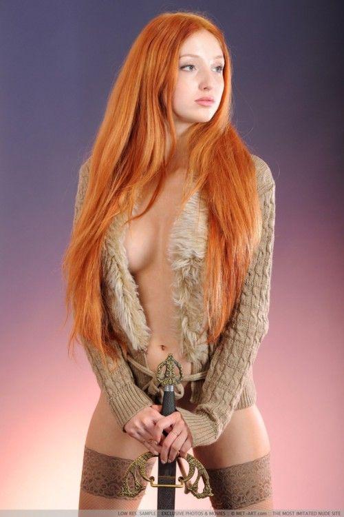 Nude Red Headed Women 60