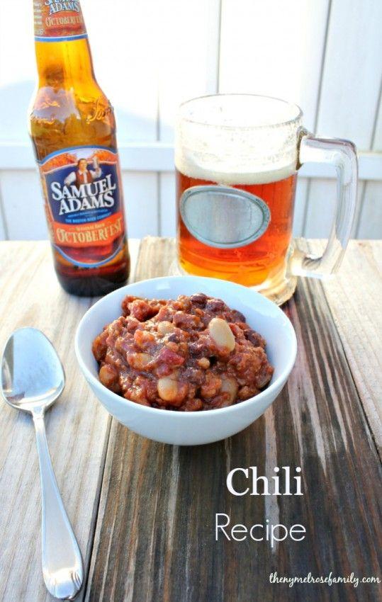 Chili Recipe | The NY Melrose Family