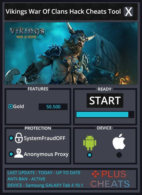 How To Hack Vikings War Of Clans