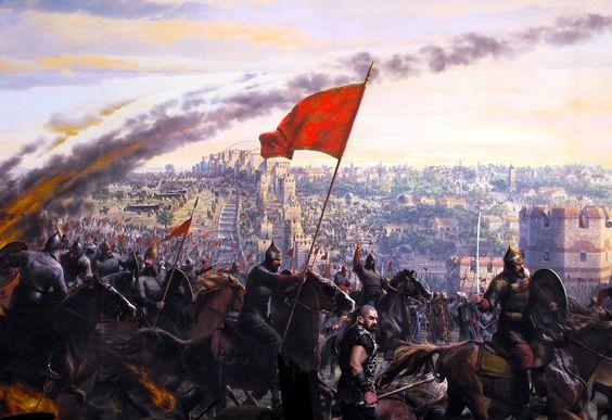 Caída de Constantinopla 0f25196e105d8203460152d822f8d74e
