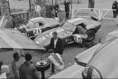 Revs Digital Library: Grand Prix de Spa 500 km 1965