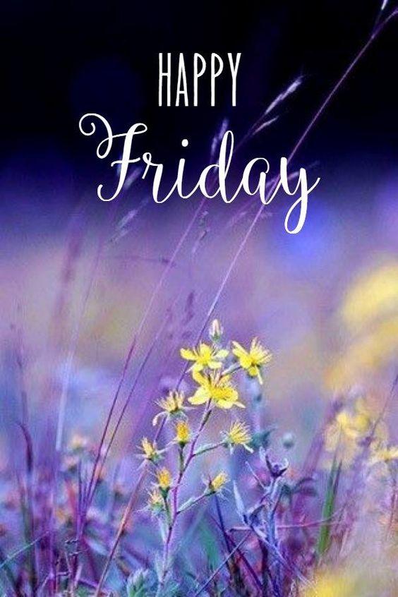 Happy Friday #friday happy friday wildflowers
