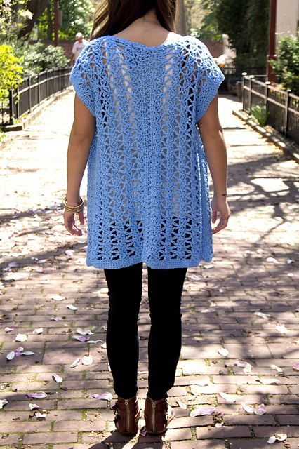 Ravelry: Lacey Cardigan pattern by Marty Miller Pattern ...