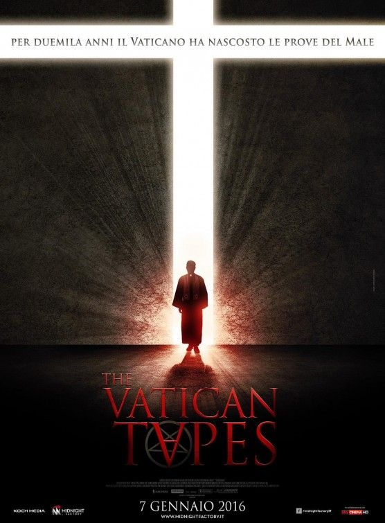 Click to View Extra Large Poster Image for The Vatican Tapes