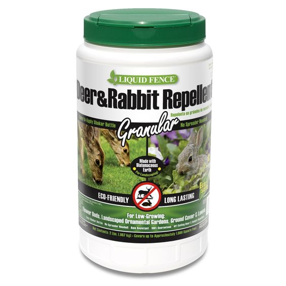 Spectrum Liquid Fence 70266 2-pound Deer & Rabbit Repellent Granules