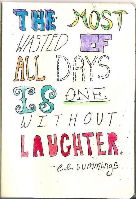 Rir sempre