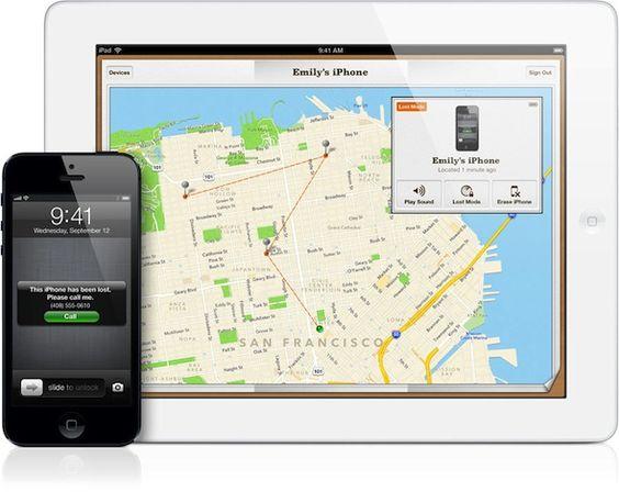 Buscar mi iPad/iPhone Incorpora Nuevas Funciones en iOS 7