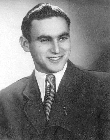 """Rudolf """"Rudi"""" Vrba (b. Walter Rosenburg, 11 September 1924 – 27 March 2006) was a professor of pharmacology at the University of British Columbia. Originally from Topoľčany, Slovakia, he is known for his escape, aged 19, from Auschwitz concentration camp in Nazi-occupied Poland during World War 2, and for providing some of the earliest, and most detailed, information about the mass murder that was taking place there."""