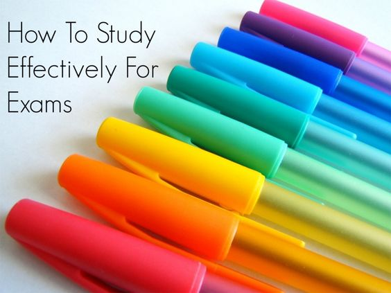 How to Create Good Study Habits for Exams (with Sample ...
