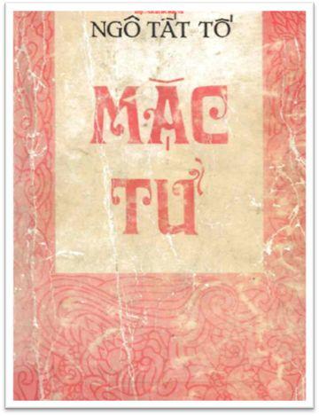 Mặc Tử (NXB Xuân Thu 1942) - Ngô Tất Tố, 224 Trang