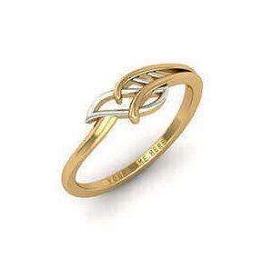 12 Beautiful Designs Of Women S Gold Rings Without Stones Gold Ring Designs Rose Gold Promise Ring Gold Rings