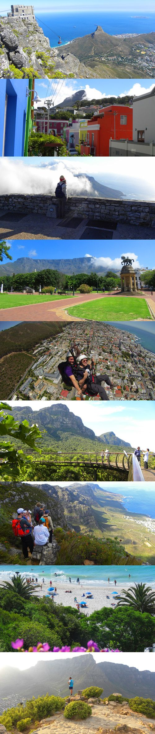 What to See and Do in Cape Town, South Africa: http://bbqboy.net/cape-town-travel-tips/ #capetown #southafrica