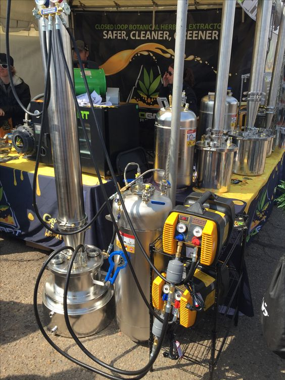 shatter extraction machine