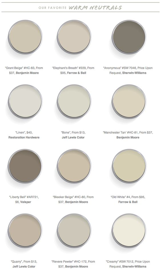 Pinterest the world s catalog of ideas for Warm neutral paint colors
