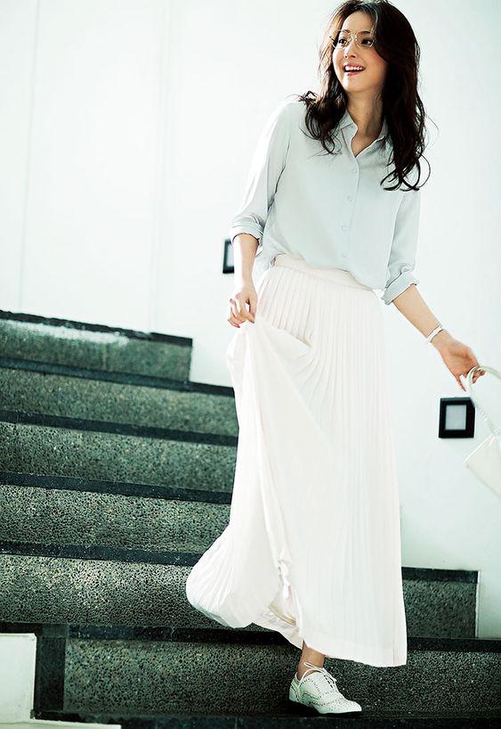 Nozomi Sasaki; with - July 2016