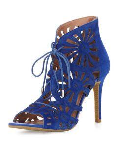 Cutout Pumps -- Shoes -- Fall Fashion -- Joie -- Blog