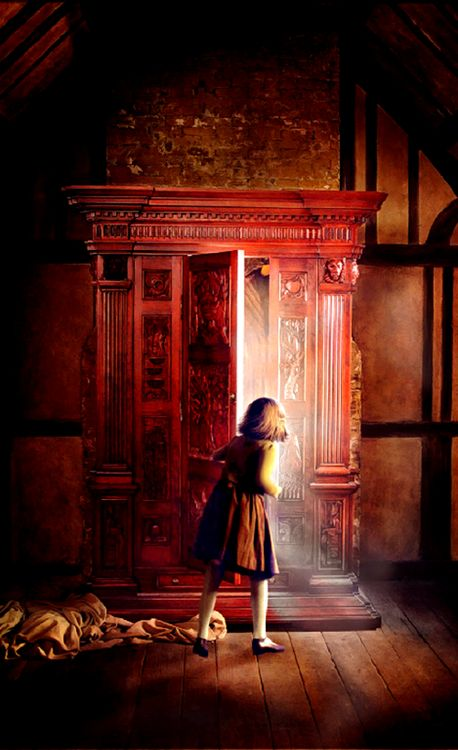 This little girl is and will forever be my hero and my literature spirit animal -- Lucy Pevensie, The Chronicles of Narnia
