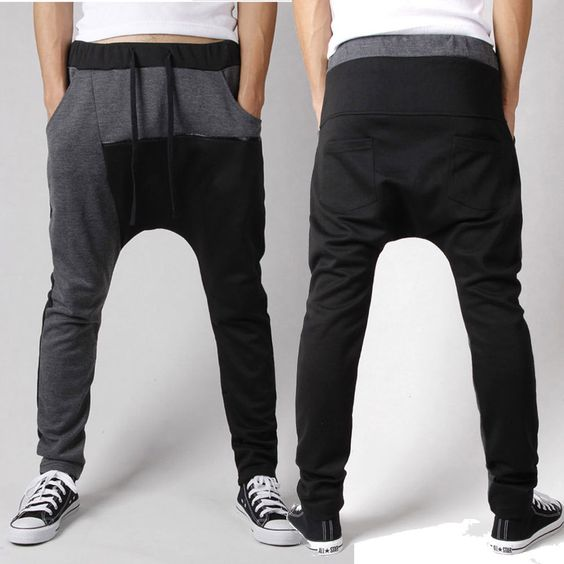 Sports trousers, Long pants and Men casual on Pinterest