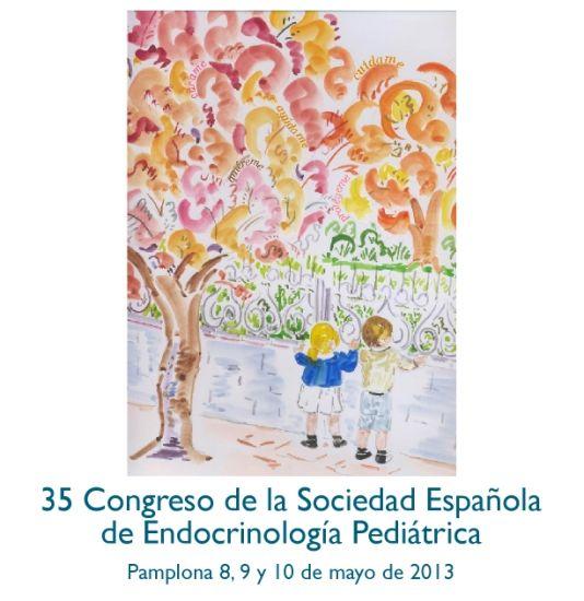 XXXV Congreso de la Sociedad Española de Endocrinología Pediátrica Baluarte #pamplonacongresos