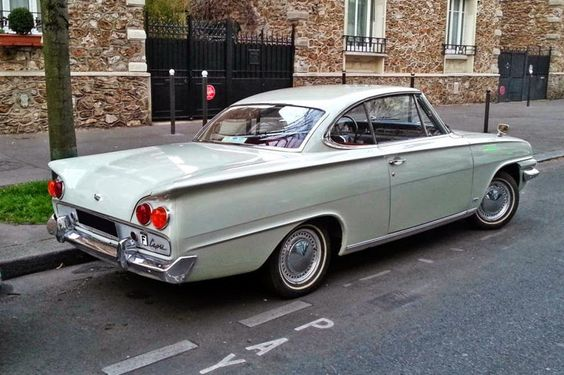 1961 Ford Consul Classic  Maintenance/restoration of old/vintage vehicles: the material for new cogs/casters/gears/pads could be cast polyamide which I (Cast polyamide) can produce. My contact: tatjana.alic@windowslive.com
