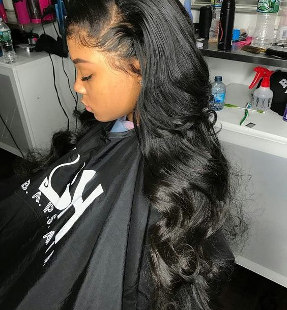32 Long Sew In Hairstyles For Prom - Sewing Wiki Source