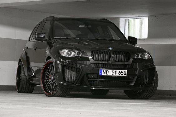 BMW X5 M Sport (G-Power Typhoon)