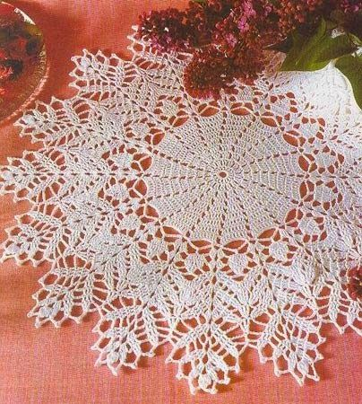 Kira crochet: Scheme no. 166