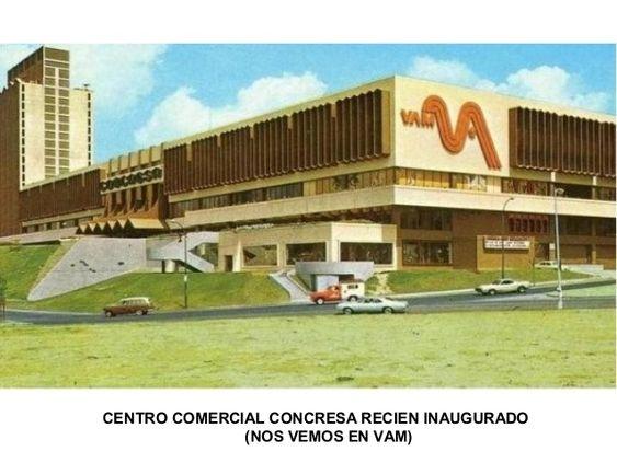 CENTRO COMERCIAL CONCRESA RECIEN INAUGURADO (NOS VEMOS EN VAM)
