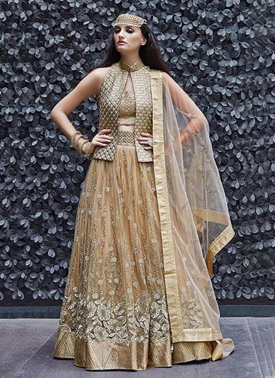 Jacket - indian wedding outfit