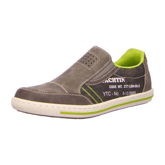 NEU: Rieker Sneaker Slipper 19051-42 - grau -