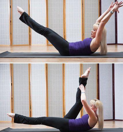 detoxifying yoga routine