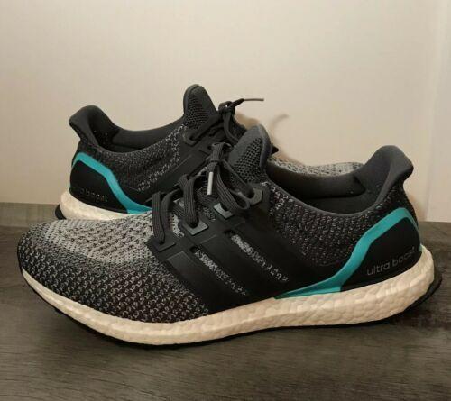 Adidas Ultra Boost 2.0 Shock Mint Grey