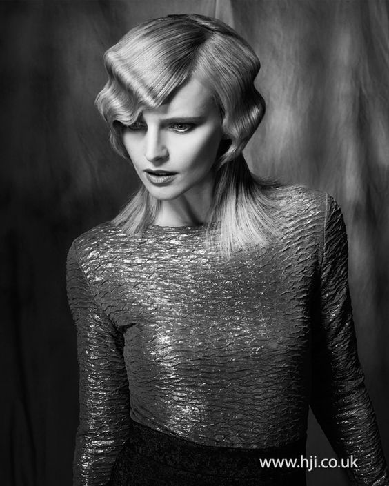 Craig Chapman – 2013 Wales and South West Hairdresser of the Year Finalist Collection