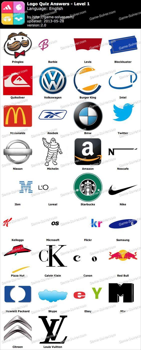 explore quiz le... M Logo Quiz Level 5