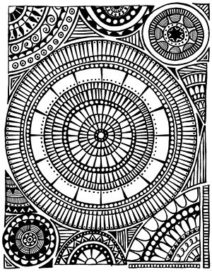 The gallery for --> Easy Abstract Doodles