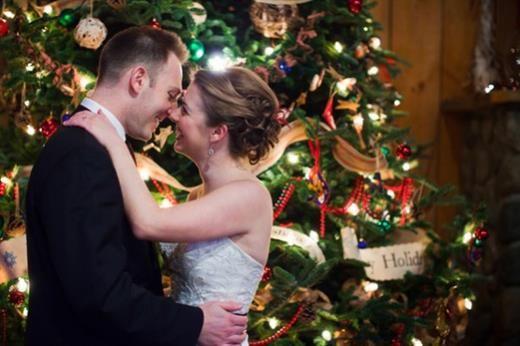 mariage de Noël