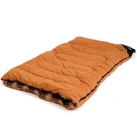 Boy 6 Oversized Sleeping Bag