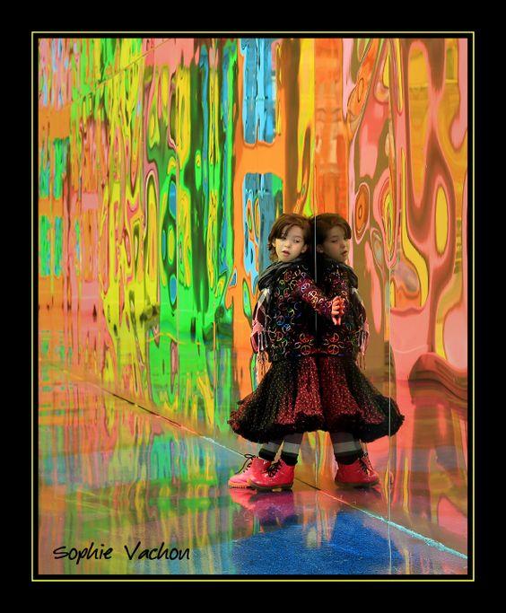 La petite fille au tutu Sophie Vachon Photographe