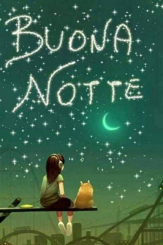 Dolci Sogni Saluturi It Buonanotte Buona Notte