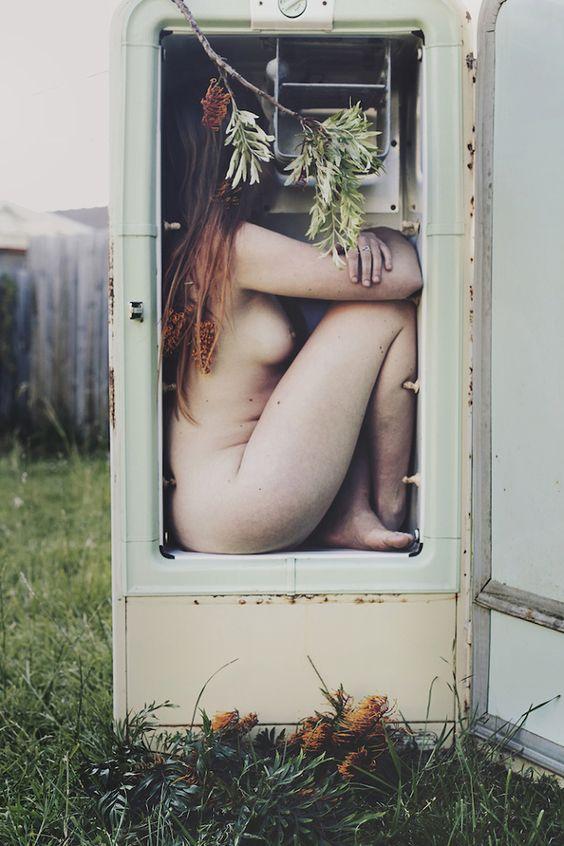Lilli Waters: Anja - Thisispaper Magazine