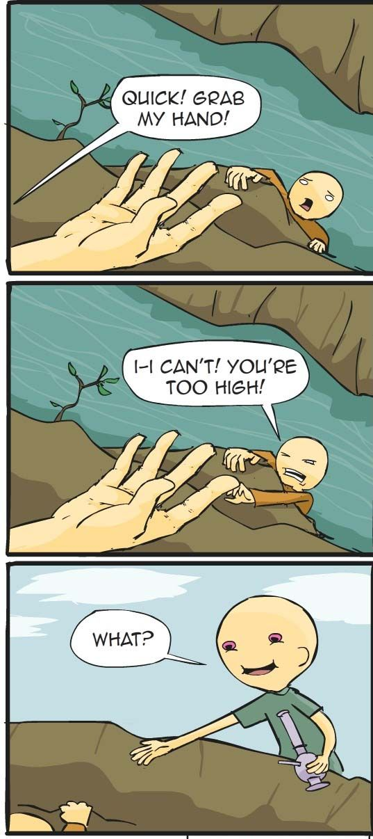 You're to high  Click for more Funny Pictures --> http://www.funnypicshub.com