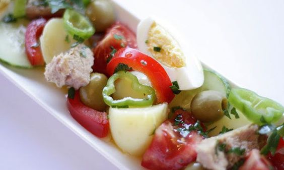 cool Ensalada campera (Spanish Country salad)